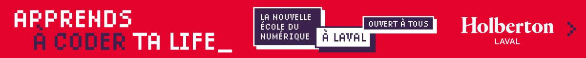 école Holberton Laval